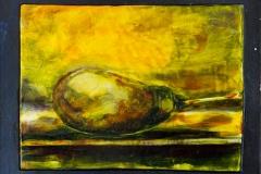"""""""Eggplant"""" 8x11"""
